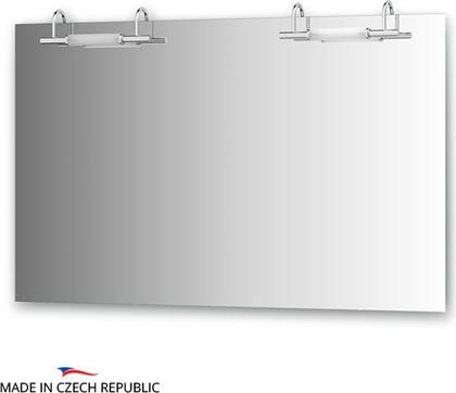 Зеркало со светильниками 120x75см, Ellux SPI-A2 0215