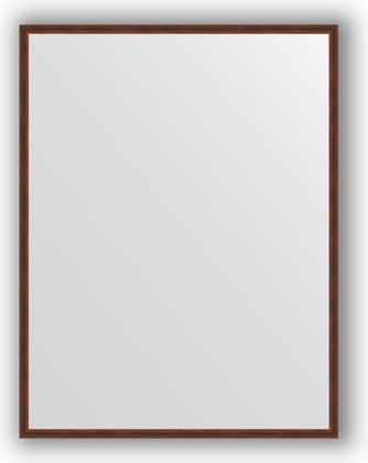 Зеркало 68x88см в багетной раме орех Evoform BY 0672