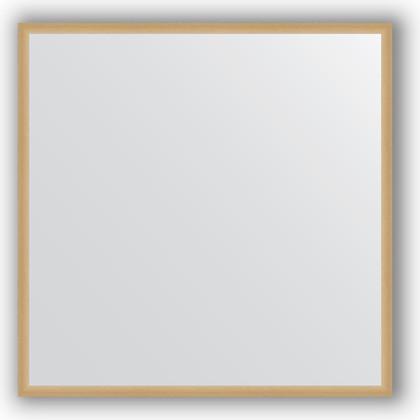 Зеркало 68x68см в багетной раме сосна Evoform BY 0652