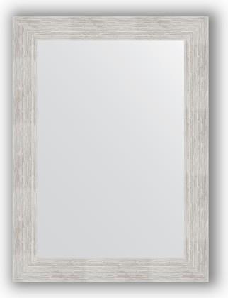 Зеркало в багетной раме 56x76см серебреный дождь 70мм Evoform BY 3048
