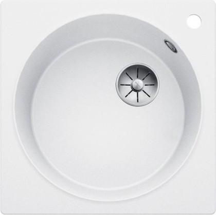 Кухонная мойка Blanco Artago 6, отводная арматура, белый 521761