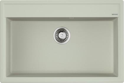 Кухонная мойка Omoikiri Daisen 77-PA, искусственный гранит, пастила 4993626