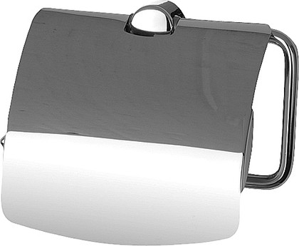 Держатель туалетной бумаги с крышкой для стойки FBS Universal UNI 048