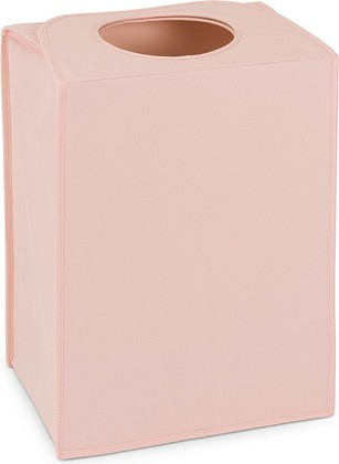 Сумка для белья прямоугольная 55л розовая Brabantia 104268