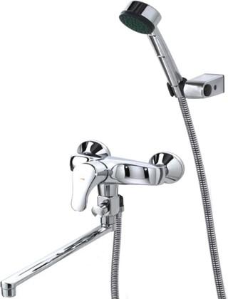 Смеситель для ванны и душа однорычажный с душевым комплектом, Oras SOLINA 1997Y