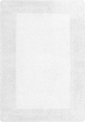 Коврик для ванной комнаты 60x90см белый Spirella GAIA 1018030
