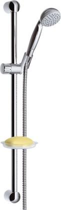Душевой гарнитур 0,65м, хром Hansgrohe Croma / Unica S 27757000