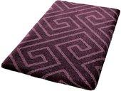 Коврик для ванной Kleine Wolke Jenna Purple, 70x120см, полиакрил, фиолетовый 9102461311