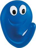 Крючок самоклеящийся 2шт синий Spirella Smile 1006760