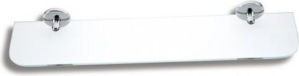 Полка для ванной Novaservis Metalia-1 60см, стекло, хром 6152.0