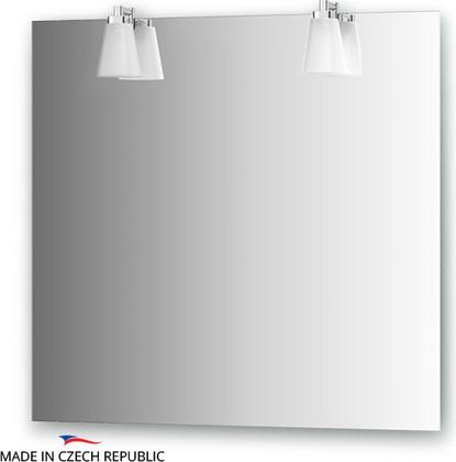 Зеркало со светильниками 80x75см Ellux LAG-A2 0211