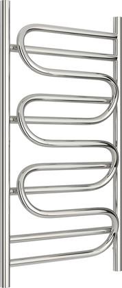 Комбинированный полотенцесушитель Иллюзия-Профи, 1000x500, полированная сталь 00-5108-1050