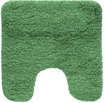 Коврик для туалета 55x55см зелёный Spirella Gobi 1012775