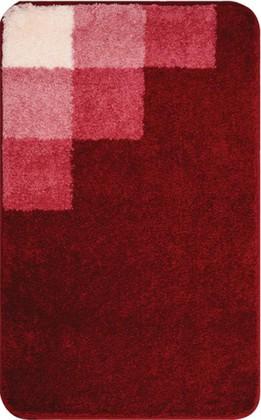 Коврик для ванной 50x80см красный Grund Udine 633.11.007
