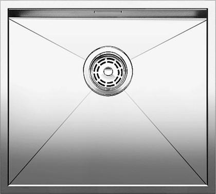 Кухонная мойка без крыла, нержавеющая сталь зеркальной полировки Blanco Zerox 450-U 517243