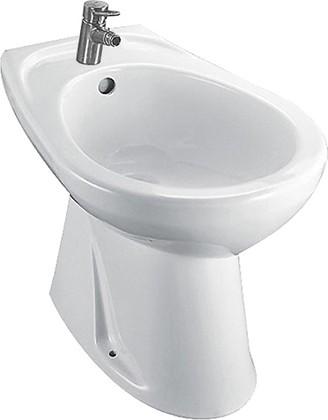Керамическое напольное биде 545х370 мм, белое Jika Lyra 322710000001