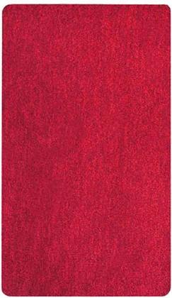 Коврик для ванной комнаты 70x120см красный Spirella Gobi 1012788