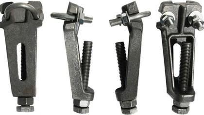 Ножки для чугунных ванн Jacob Delafon E4113-NF