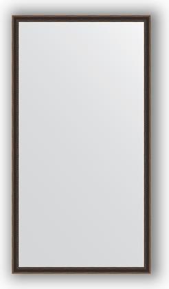 Зеркало 58x108см в багетной раме витой махагон Evoform BY 0727