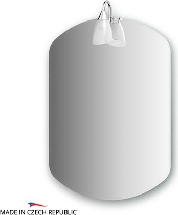 Зеркало со светильником 50x70см Ellux CLA-A1 0031