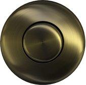 Пневматическая кнопка для измельчителя Omoikiri SW-01-AB, античная латунь 4996040