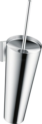 Ёршик для туалета подвесной Hansgrohe Axor Starck Organic 42735000