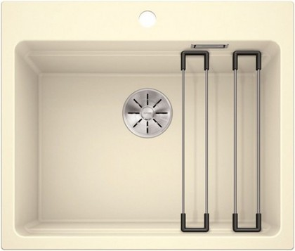 Кухонная мойка Blanco Etagon 6, отводная арматура, жасмин 524544
