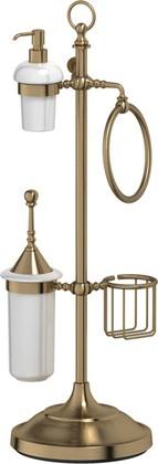 Стойка 3SC для биде и туалета, античная бронза STI 535