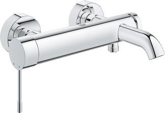 Смеситель однорычажный для ванны, хром Grohe ESSENCE New 33624001