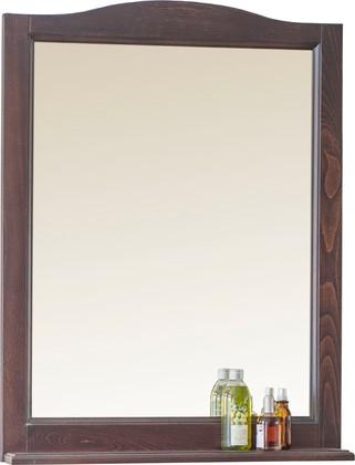 Зеркало в раме Alligator Mebel Валенсия-Барселона, 75см, орех vz75nut