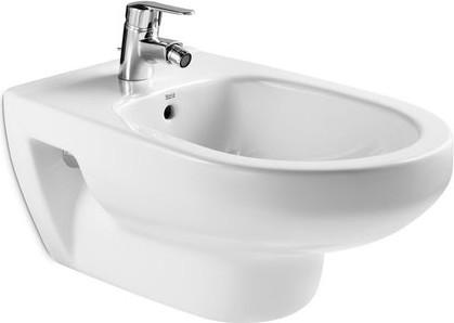 Керамическое подвесное белое биде Roca VICTORIA 35530500S