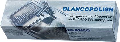Средство по очистке и уходу за мойками из нержавеющей стали, тюбик 150г Blanco POLISH 511895