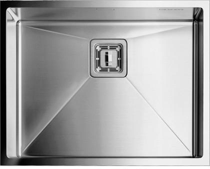 Кухонная мойка без крыла, нержавеющая сталь Omoikiri Taki-54-U 4993046