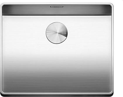 Кухонная мойка без крыла, нержавеющая сталь зеркальной полировки Blanco ATTIKA XL 60 519447