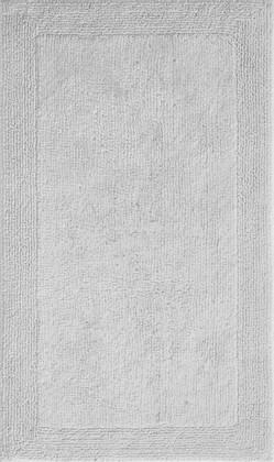 Коврик для ванной двусторонний 50x80см серый Grund Puro 2575.11.7299