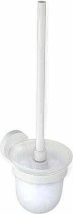 Ёршик для унитаза Bemeta White подвесной, стекло, белый 104113014
