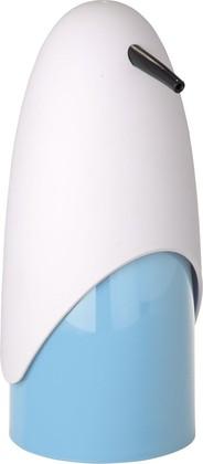 Ёмкость для жидкого мыла бело-голубая Wenko PENGUIN 20082100