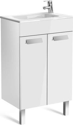 Модуль для раковины белый, 50.0см Roca DEBBA ZRU9302710