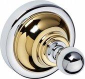 Крючок для ванной Bemeta Retro, золото-хром 144206138