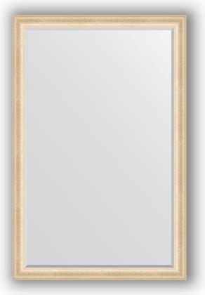 Зеркало 115x175см с фацетом 30мм в багетной раме старый гипс Evoform BY 1312