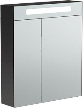 Шкаф зеркальный 65x75см подвесной с подсветкой Verona SUSAN SU601R