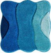 Коврик для ванной Grund Curts, 60x60см, полиакрил, синий-бирюзовый b2570-64143