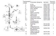 Смеситель электронный для раковины, хром Grohe EUROSMART Cosmopolitan 36327000
