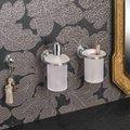 Стойка напольная с аксессуарами для туалета 73.1см, хром, матовое стекло Colombo Hermitage B3318