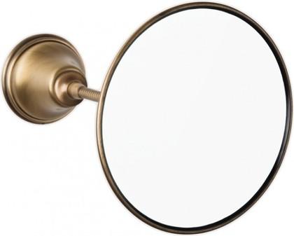 Косметическое зеркало 14см, бронза TW Harmony TWHA025br