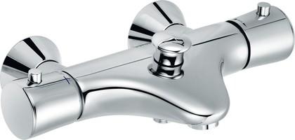 Термостат с изливом для ванны, хром Kludi AMBIENTA 534010538
