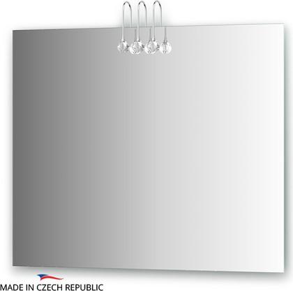 Зеркало 90x75см со светильниками Ellux CRY-C3 0212