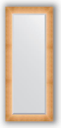 Зеркало 61x146см с фацетом 30мм в багетной раме травлёное золото Evoform BY 1171