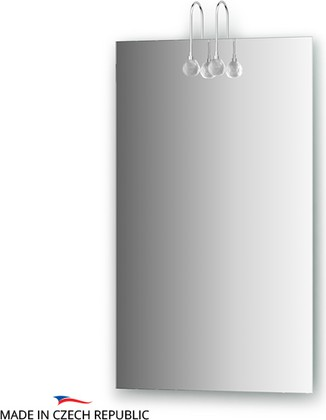 Зеркало 45х75см со светильниками Ellux CRY-A2 0204