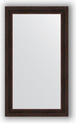 Зеркало в багетной раме 82x142см темный прованс 99мм Evoform BY 3318